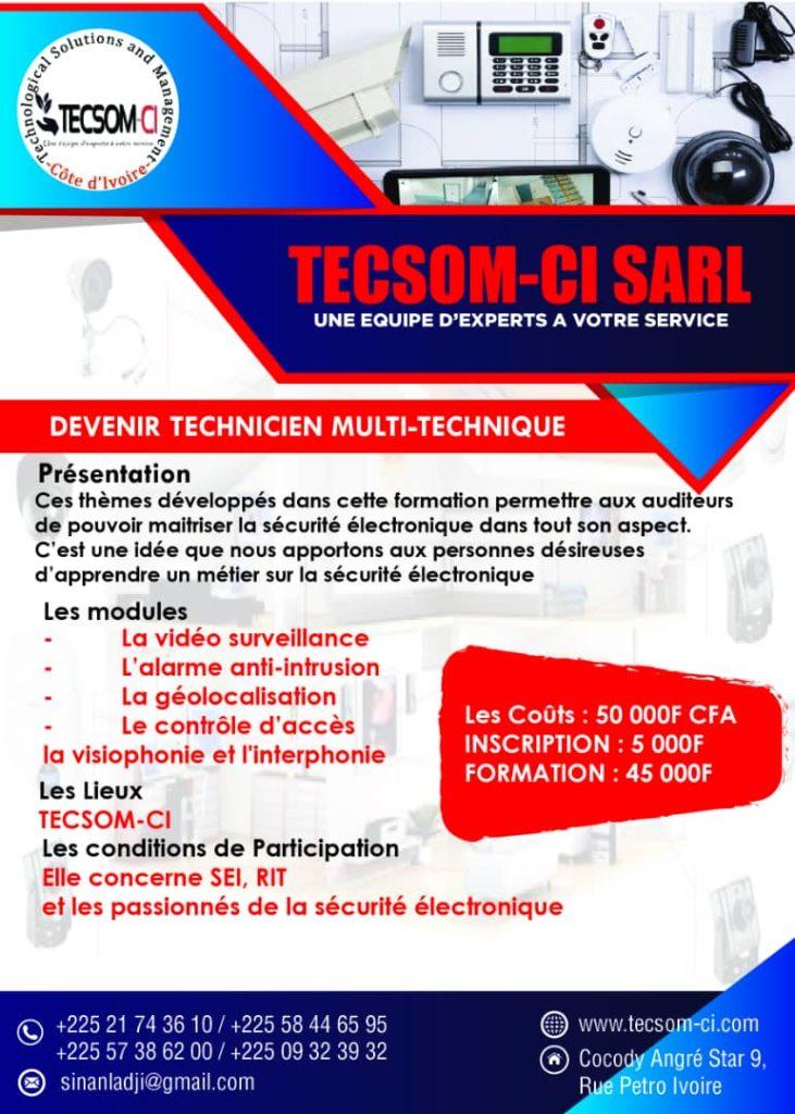 TECSOM-CI
